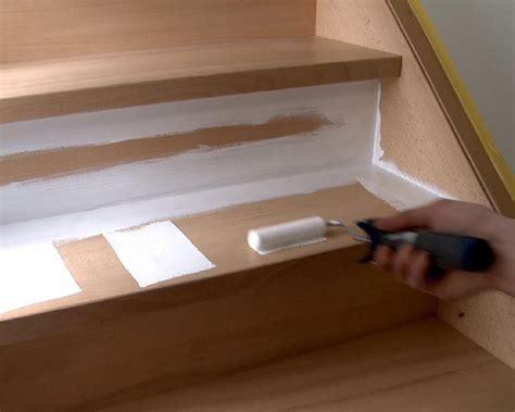 je trap verven trap schilderen hoe een houten trap schilderen verf