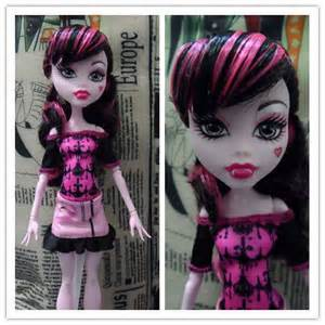 HD wallpapers hairstyles for dolls monster high