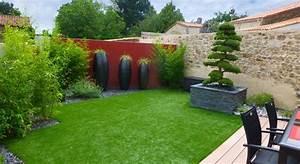 Petit Jardin Moderne : am nagement paysager des id es et des conseils utiles ~ Dode.kayakingforconservation.com Idées de Décoration