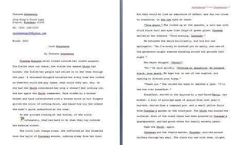 publish  short story  tarkenberg