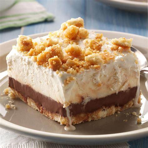 easy ice sundae dessert recipe taste of home