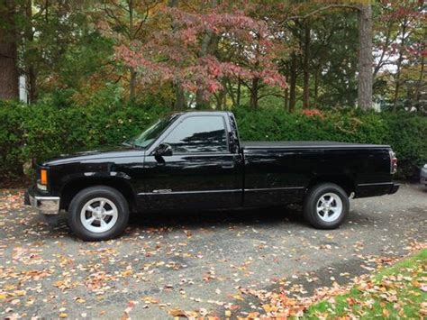 Sell Used 1996 Chevrolet 1500 Pickup Truck Chevy Classic