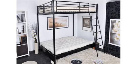 lit mezzanine no 233 140x190cm acheter moins cher
