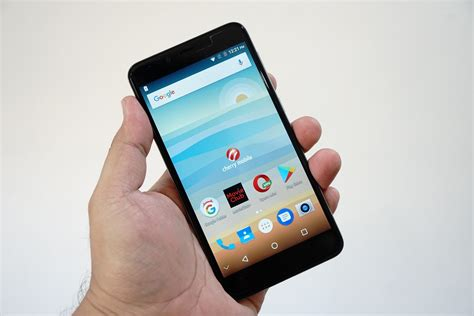 cherry mobile desire     quick review handsome