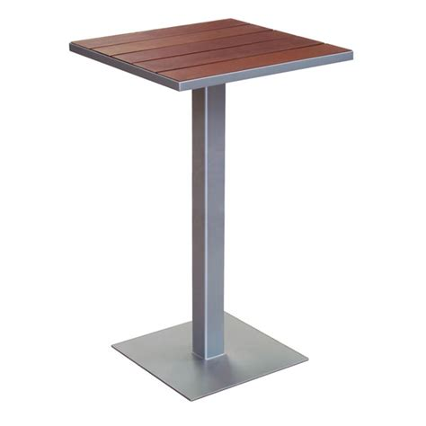etra bar height small bistro table modern outdoor designs