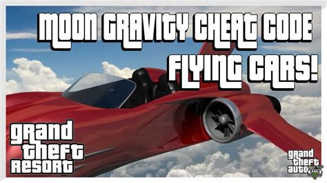 Flying Cars Cheat Code (grand Theft Auto 5 Secrets