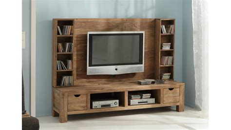 Tv Wand Holz by Tv Wand Sheesham Massiv Landhausstil Wolf M 246 Bel