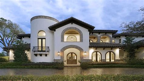 Spanish Style Homes Houston