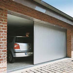 Garage Le Moins Cher : achat de porte de garage ouverture lat rale sur mesure pas cher nans les pins portes de ~ Medecine-chirurgie-esthetiques.com Avis de Voitures