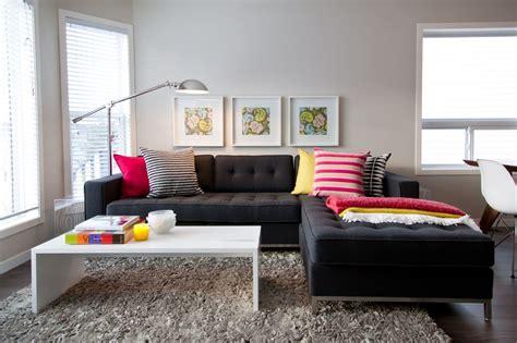 black sofa living room ideas color living room emejing small front decorating ideas