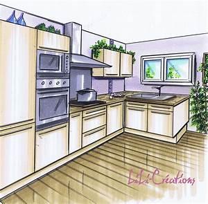 cuisine en l le blog de elise fossoux With cuisine en forme de l