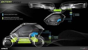 Voiture Volante Airbus : pop up le concept de voiture volante d voil e par airbus au salon de gen ve ~ Medecine-chirurgie-esthetiques.com Avis de Voitures
