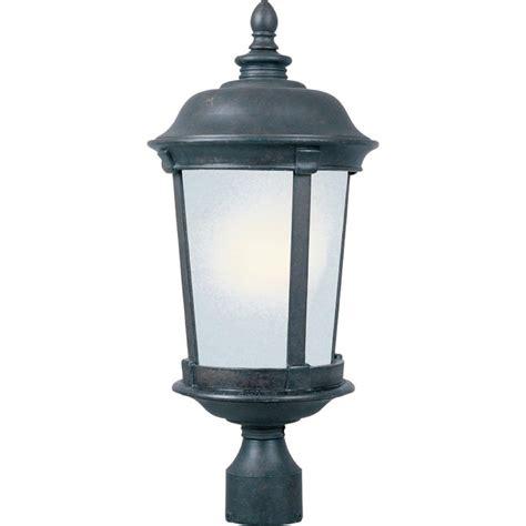 maxim lighting dover energy efficient 1 light bronze