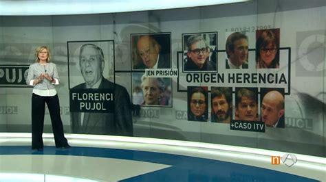 La cronología del caso Pujol: de la herencia del abuelo ...