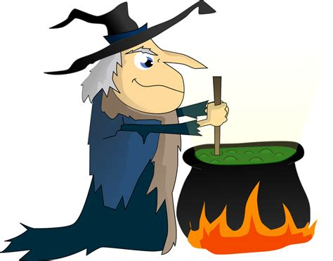 picture witch witch cauldron clipart clipartxtras