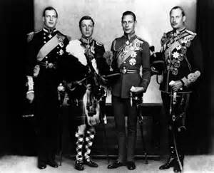 King George Vi and Prince Henry Duke of Gloucester