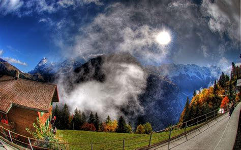 Beautiful Mountain Landscape Wallpapers - Mobile wallpapers