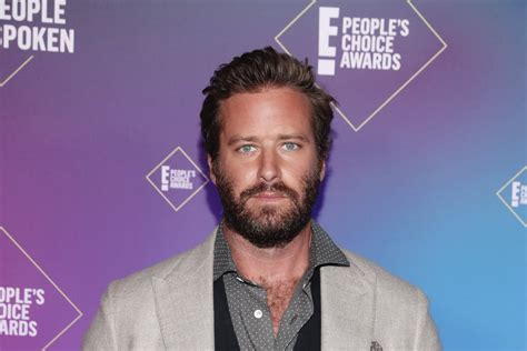 Armie Hammer calls message controversy 'b*******' as he ...