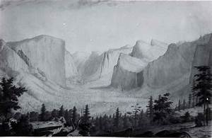 File:Thomas Ayres Drawing of Yosemite Valley.jpg ...