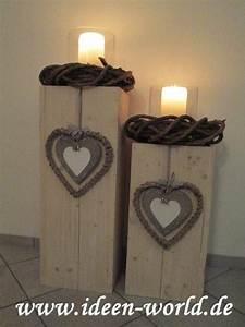 Deko Ideen Holz : die besten 17 ideen zu deko holz auf pinterest ~ Lizthompson.info Haus und Dekorationen