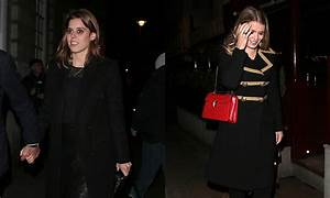 STUNNING IMAGES: Princess Beatrice and Lady Kitty Spencer
