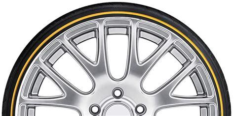 Gold Stripe Tire Sidewall Kit
