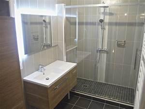 Salle De Bain 5m2 : plan salle de bain 5m2 belle salle de bain m avec douche ~ Dailycaller-alerts.com Idées de Décoration