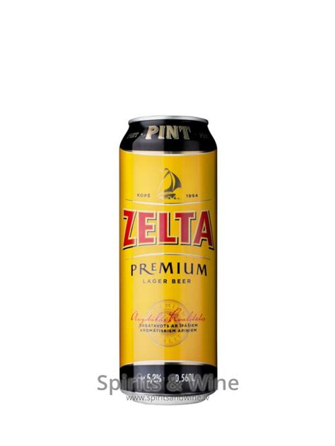 Zelta - Beer - Spirits & Wine