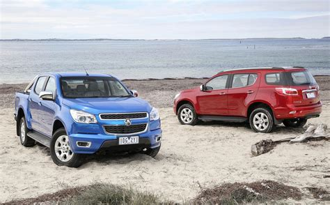 It moves and tows huge loads well, it is quiet to ride in, and it steers admirably. Holden Colorado Truck, Colorado 7 SUV Updated for the ...