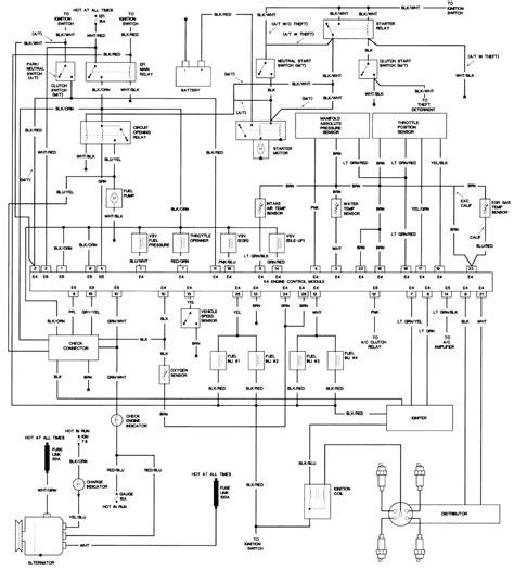 Yale Forklift Engine Carburator Diagram