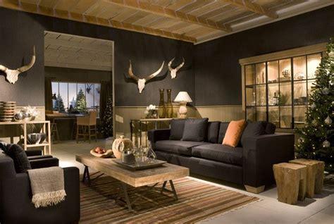 flamant meuble flamant home interiors livingroom en 2019 chalet