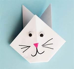 Origami Maison En Papier : diy bricolage origami facile petits enfants pliage papier ~ Zukunftsfamilie.com Idées de Décoration