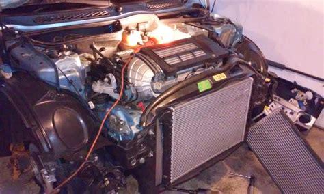 mini cooper m 253 supercharger change i did it american motoring
