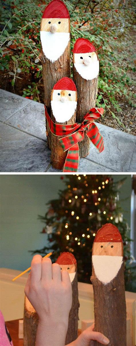 handmade outdoor christmas decorations 40 festive outdoor decorations