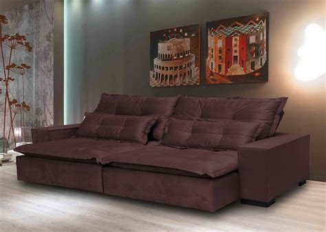 sofa  lugares retratil  reclinavel