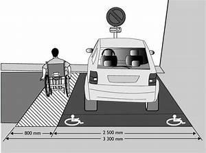 Place De Parking Dimension : places de parking handicap e comment d limiter son parking handinorme ~ Medecine-chirurgie-esthetiques.com Avis de Voitures