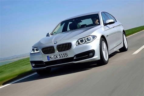 New Bmw 2014 by 2014 Bmw 5 Series Review What Car