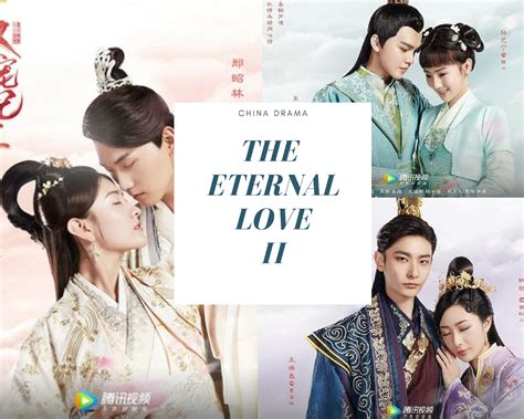 Review C-Drama : The Eternal Love (Shuang Shi Chong Fei ...