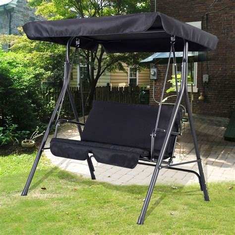 garden swing seat   seater hammock outdoor swinging