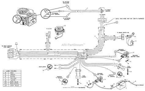 Ih 574 Wiring Harnes by Ih 574 Hydraulic Schematic Diagram Wiring Diagram