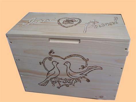 decoration cuisine urne mariage en bois 3 déco