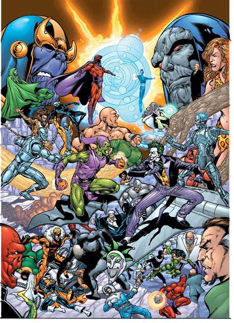 Dc Villains Vs Marvel Villains  Battles  Comic Vine