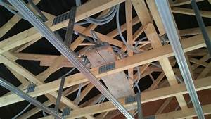 Installer Faux Plafond : pieuvre lectrique et domotique en partenariat avec essensys r alisez votre installation ~ Melissatoandfro.com Idées de Décoration