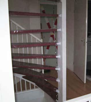 krakende open trap krakende open houten trap