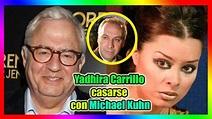 Ahora   Yadhira Carrillo dejó a Juan Collado para casarse ...