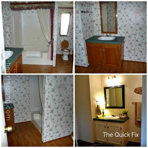 mobile home bathrooms ideas  pinterest mobile