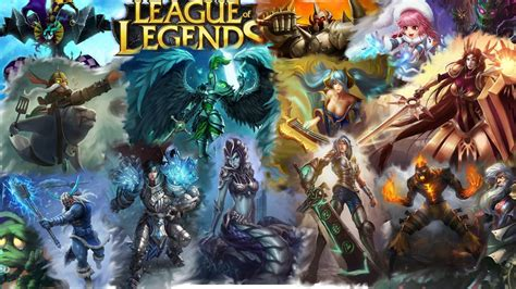 League Of Legends Wallpaper Editor Wallpapersafari