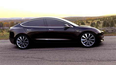 14+ Photos Of Tesla 3 Pictures