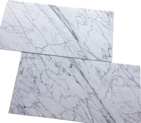 12x24 carrara marble carrara venatino marble 12x24 quot honed floor and wall tile