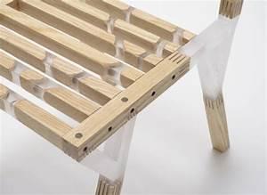 Resine Pour Bois : quartz chaise bois r sine par taichi sekiguchi ~ Premium-room.com Idées de Décoration